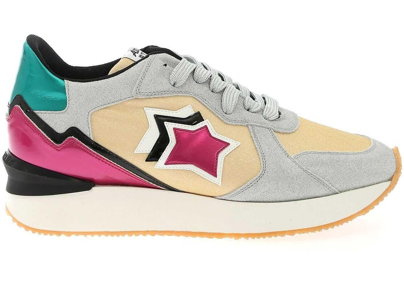 Atlantic Stars Suede Sneakers GREY