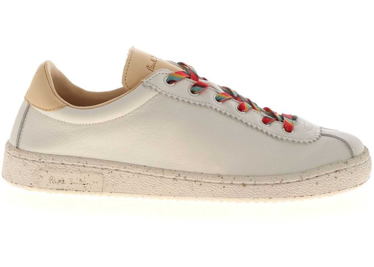 Paul Smith Dusty Sneakers In White White