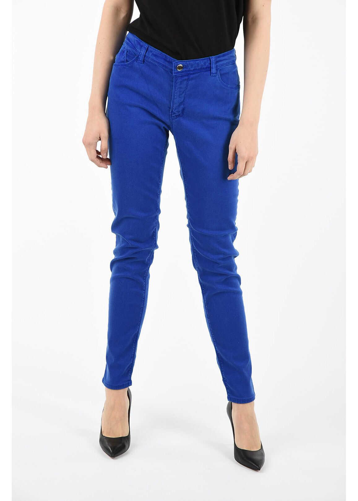 Armani ARMANI JEANS Skinny Fit Jeans BLUE