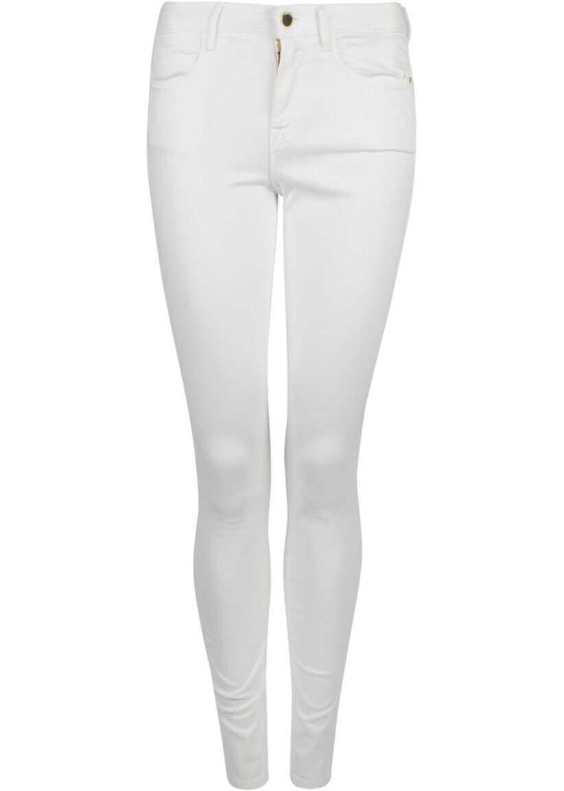 GUESS Ultra Skinny W92A03 Biały