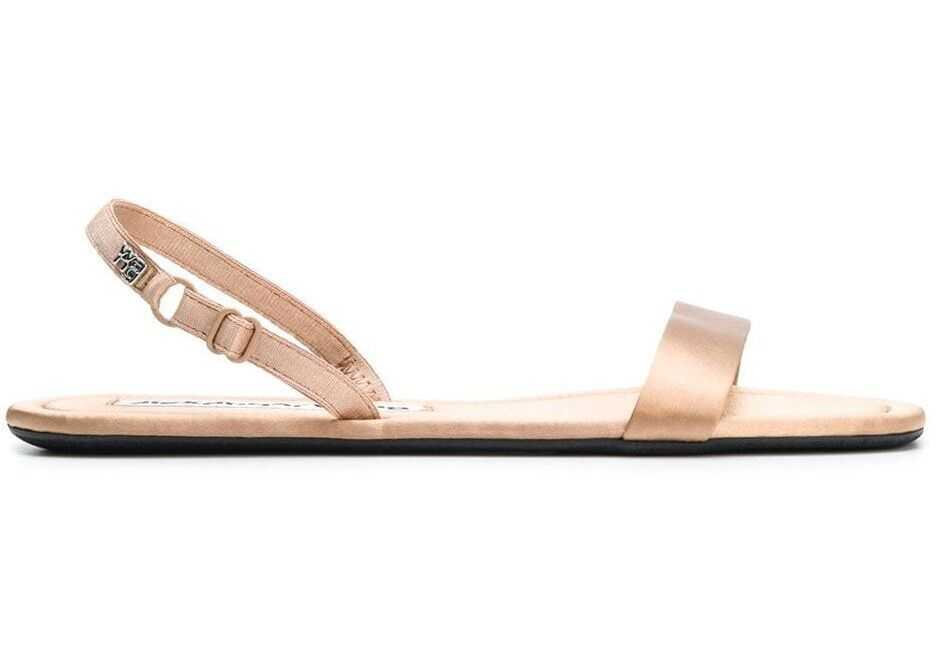 Alexander Wang Leather Sandals PINK