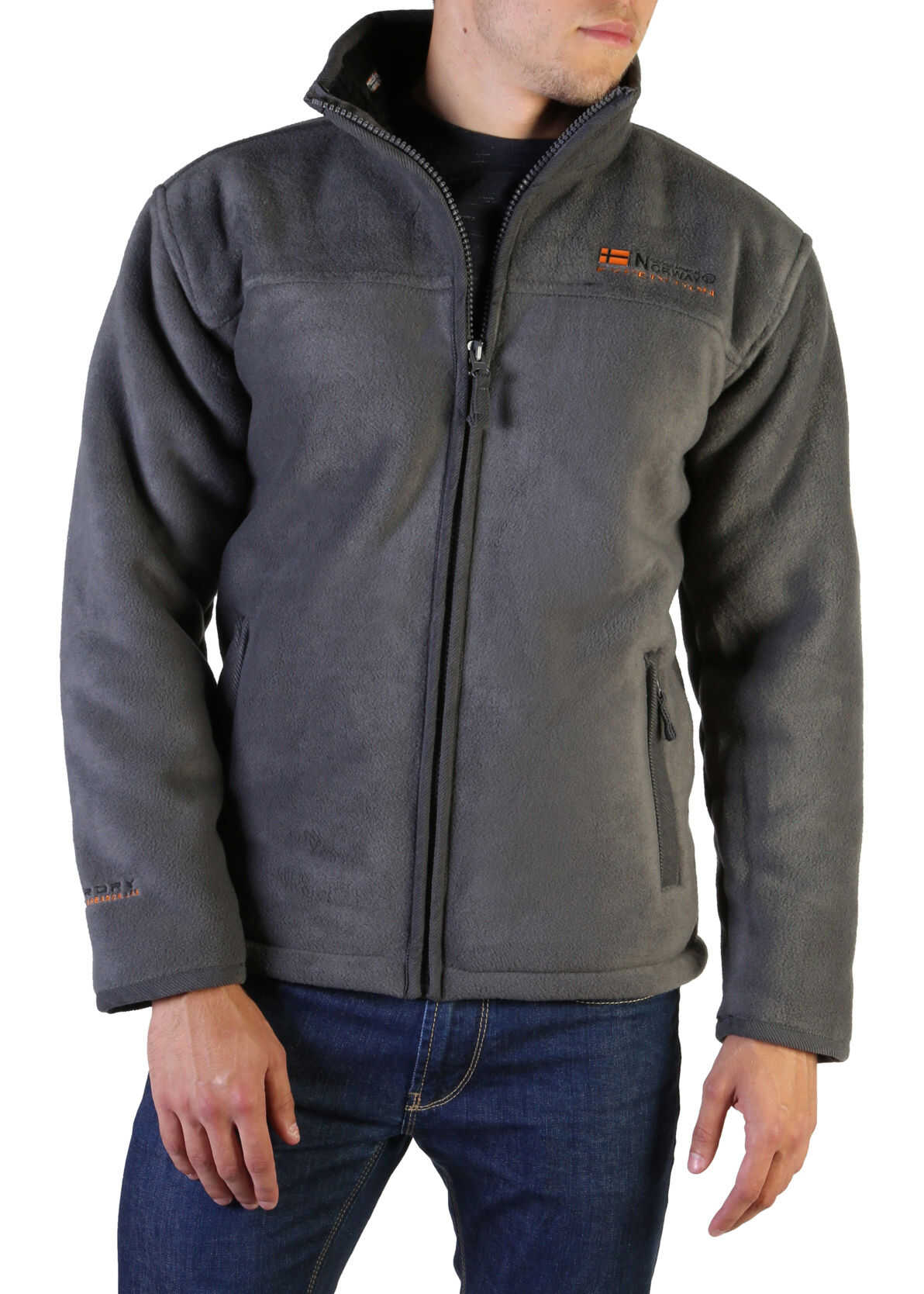 Geographical Norway Usine_Man* GREY