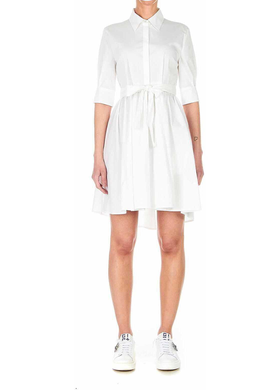 Liu Jo Loose summer dress White