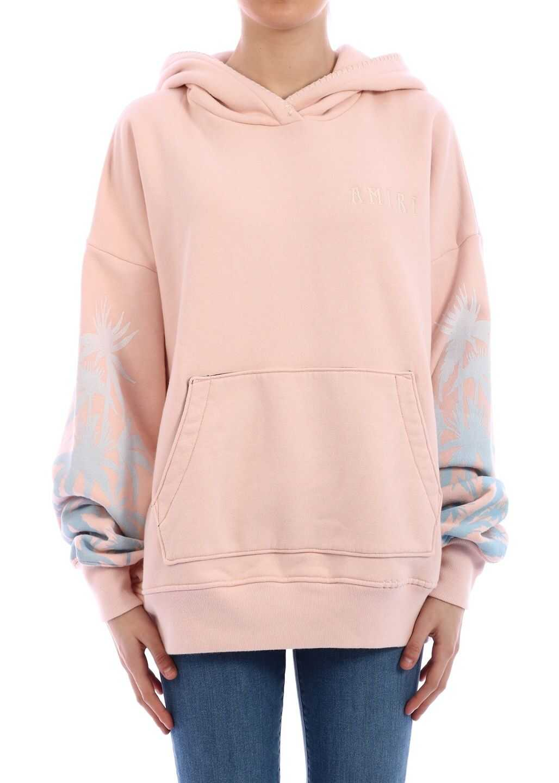 AMIRI Eternal Happiness Sweatshirt Pink