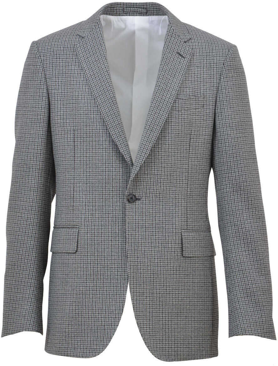 Calvin Klein 205W39NYC Blazer Grey imagine