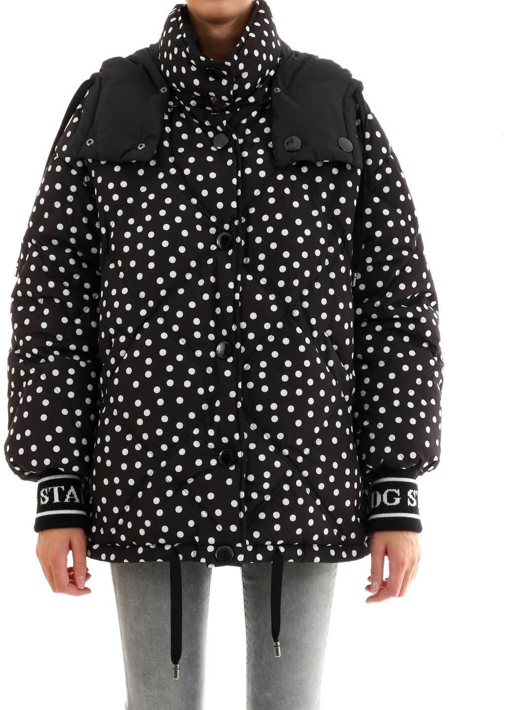 Dolce & Gabbana Reversible Overcoat F9F42T G7TPB Black image0