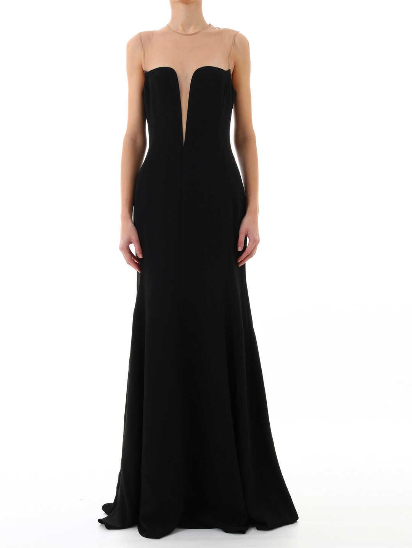 adidas by Stella McCartney Long Dress Black
