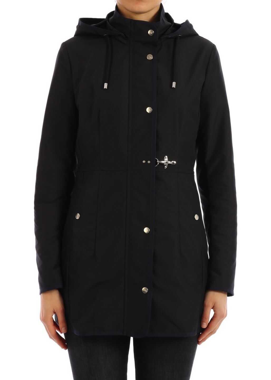 Fay Virginia Coat Blue