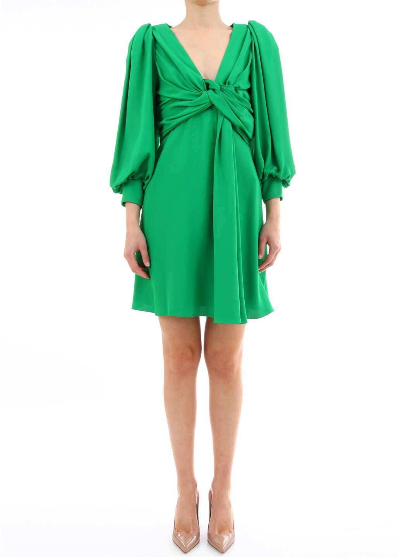 Céline Dress Green