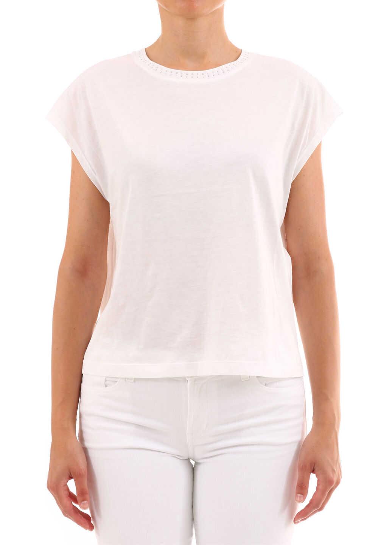 Céline T-Shirt Cotton White