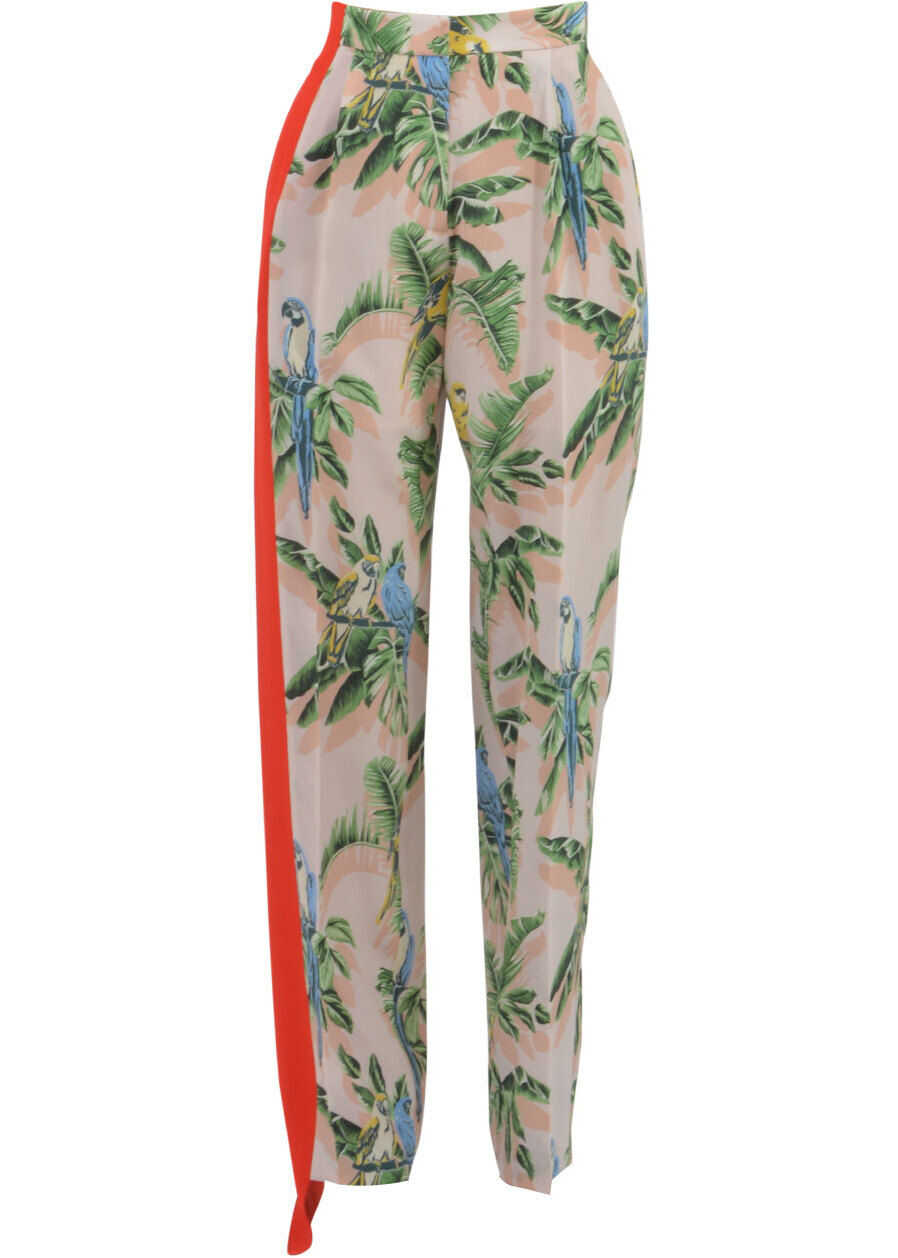 adidas by Stella McCartney Halle Paradise Pants Nude