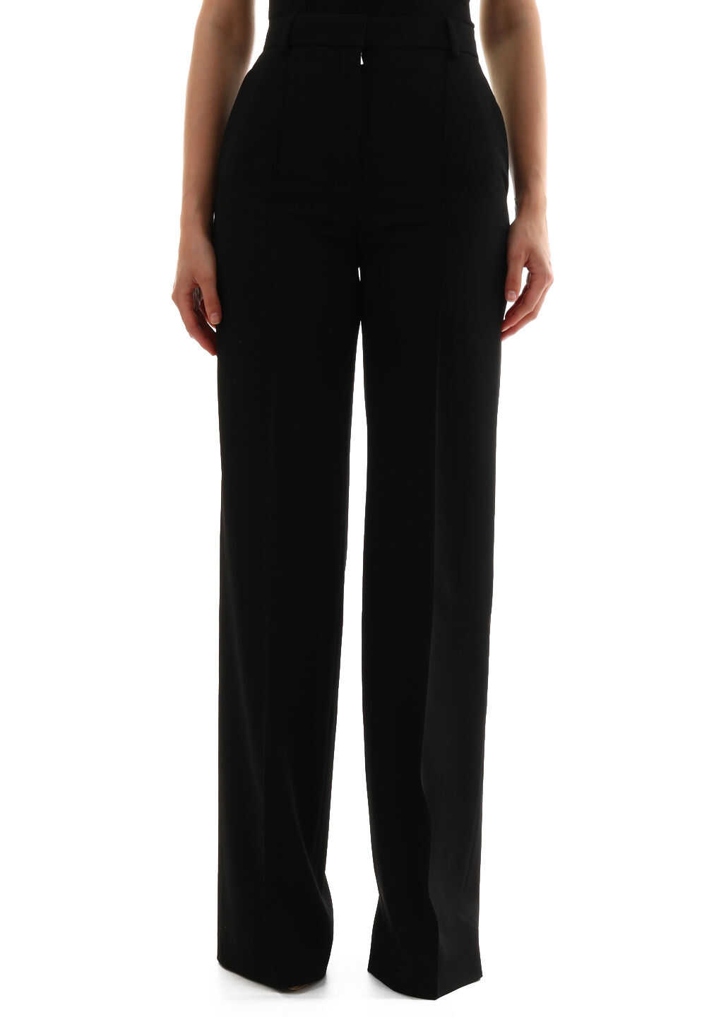 adidas by Stella McCartney Tailored Trousers Black