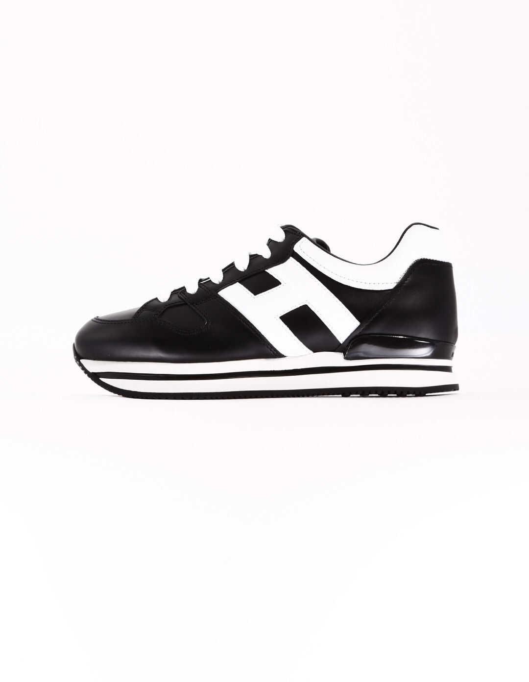 Hogan H222 Sneakers Black