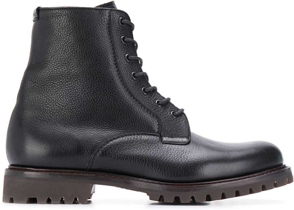 Church's Ankle Boots Leather Black