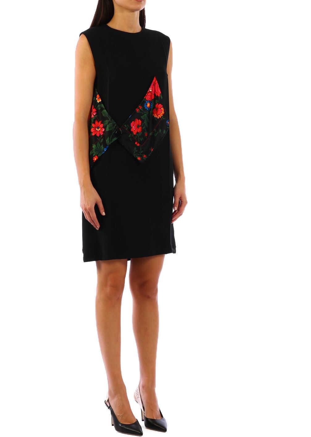 Céline Dress Black