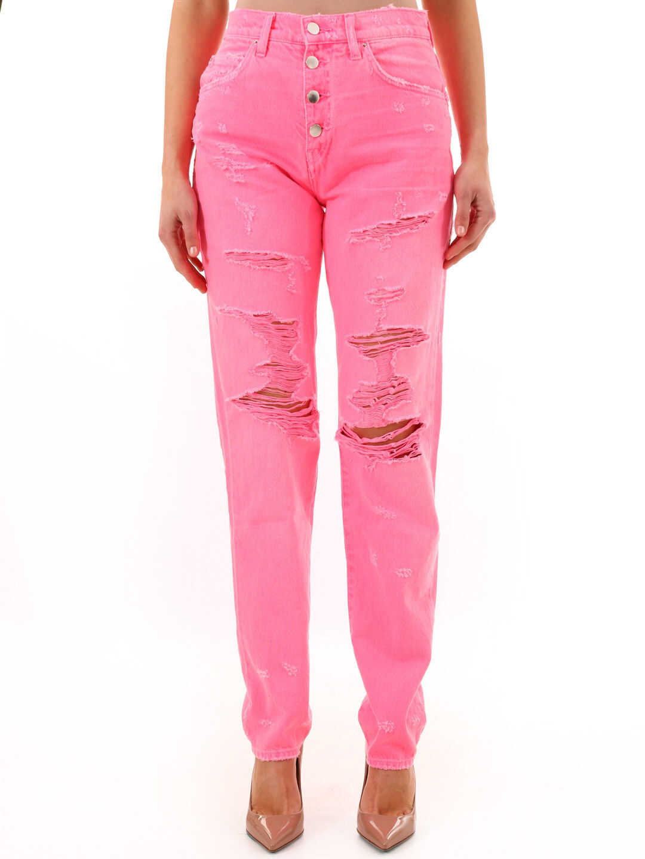 AMIRI Denim Pink