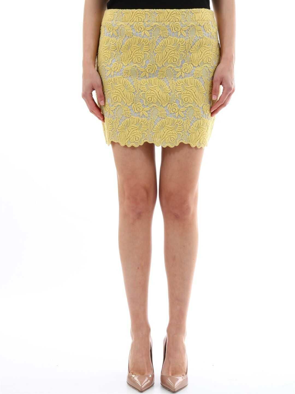 adidas by Stella McCartney Skirt Yellow
