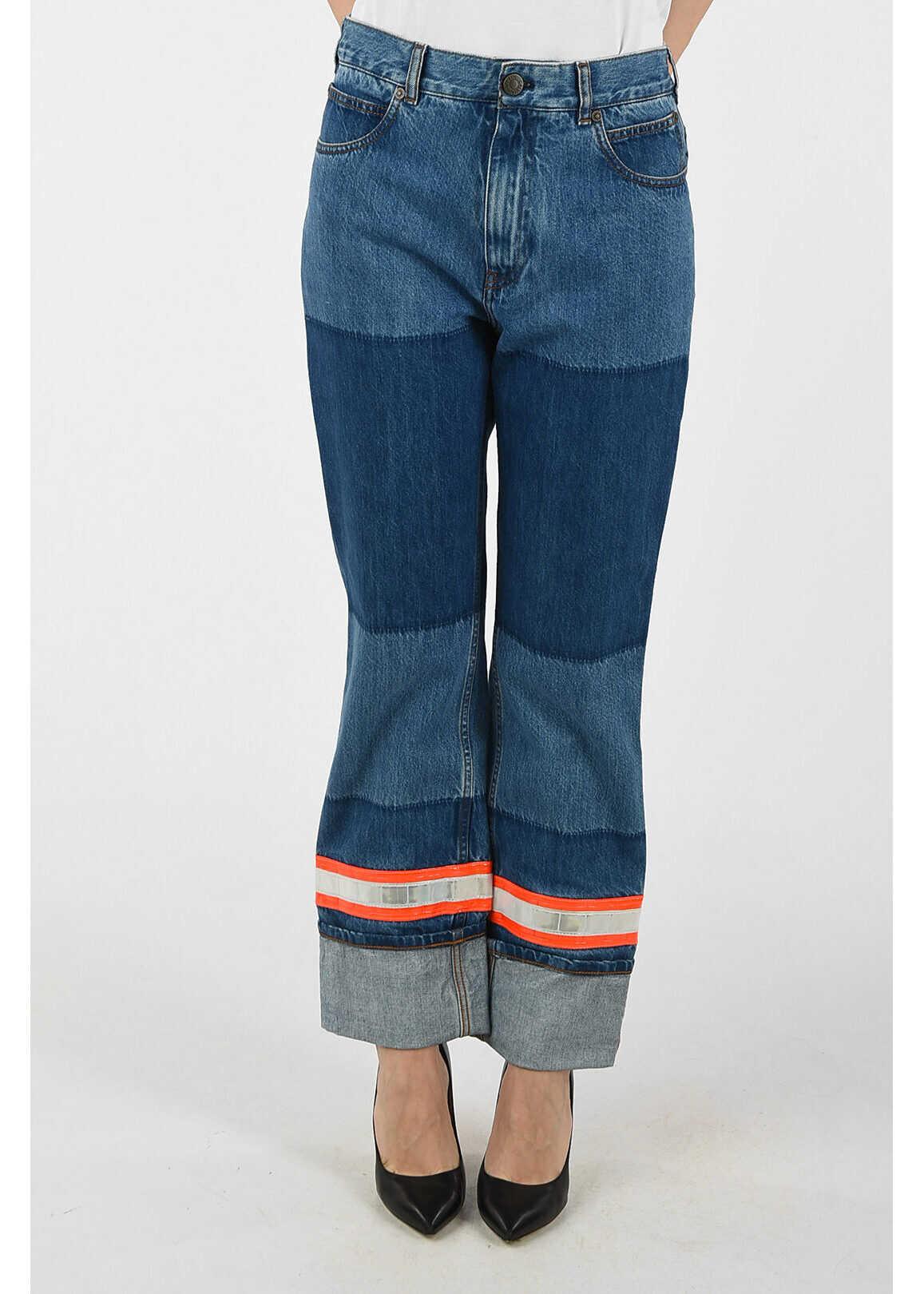 Calvin Klein 205W39NYC bootcut jeans BLUE
