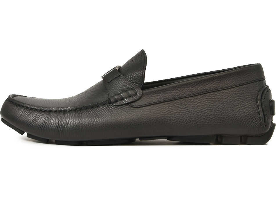 Dior Loafer Driver Black