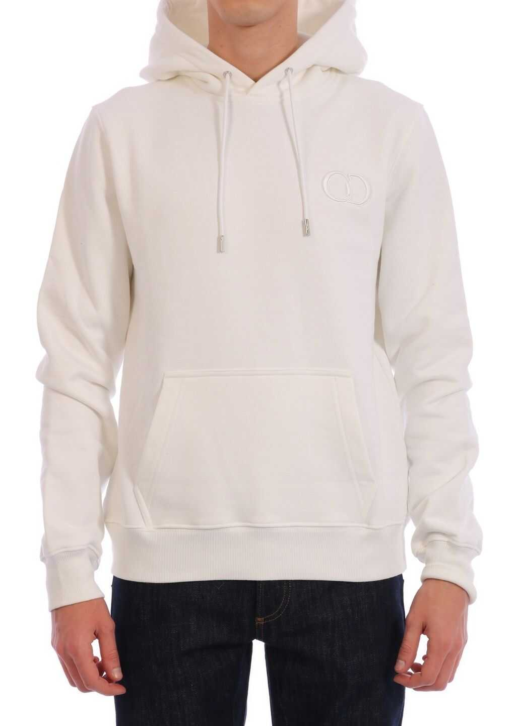 Dior Sweatshirt Cd Icon White