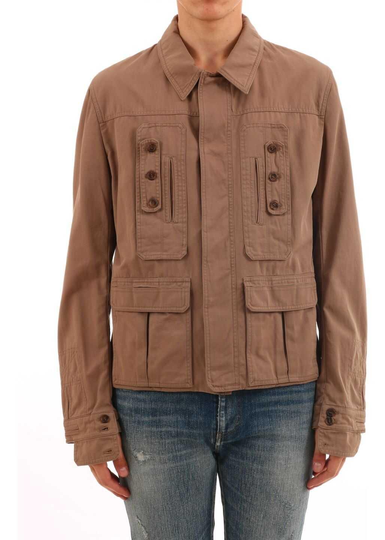 Dior Cotton Jacket Beige