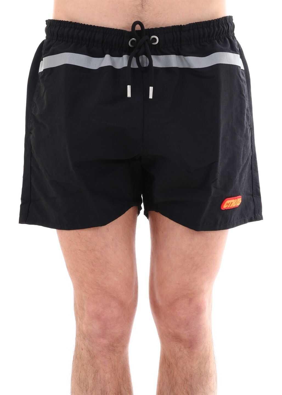 Heron Preston Swimsuit Black imagine