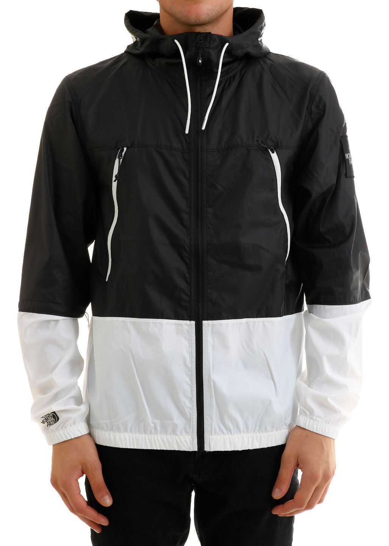The North Face Bicolor Jacket Black