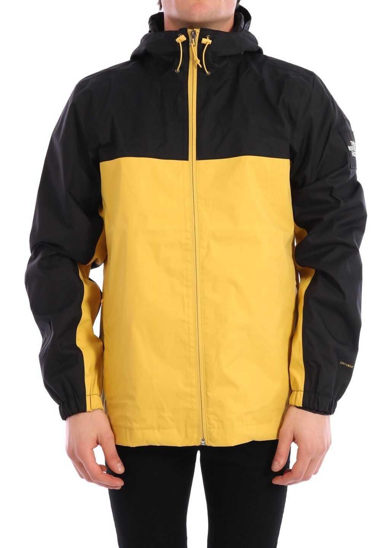 The North Face Windbreaker Yellow