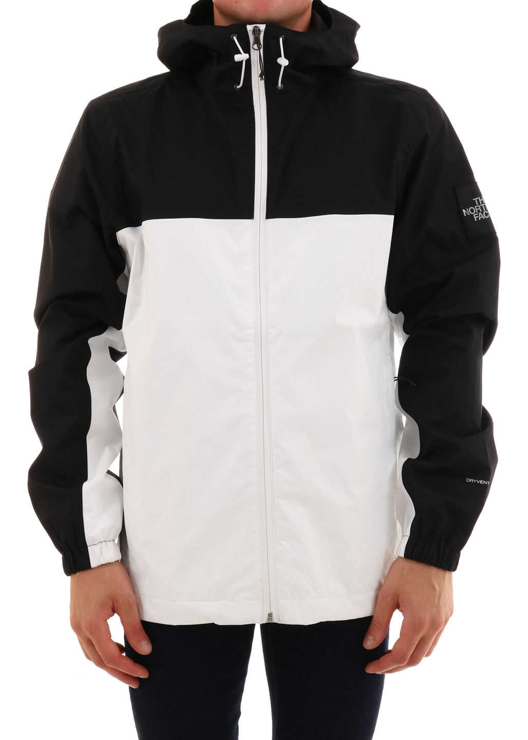 The North Face Technical Fabric Jacket Black