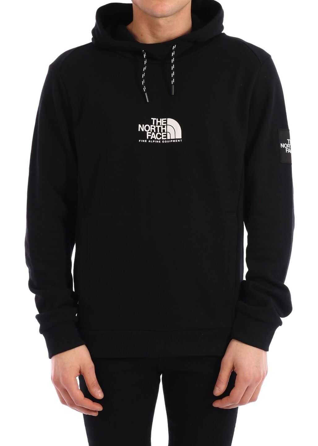 The North Face Sweatshirt Logo Black