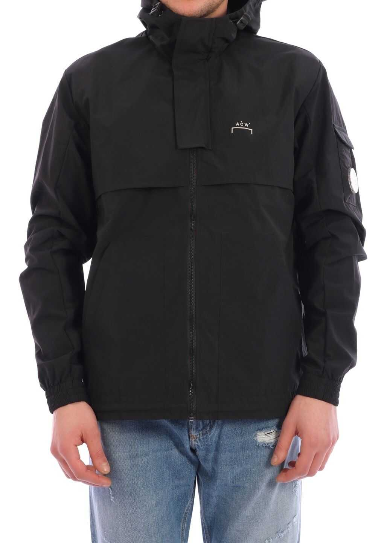 A-COLD-WALL* Nylon Jacket Black
