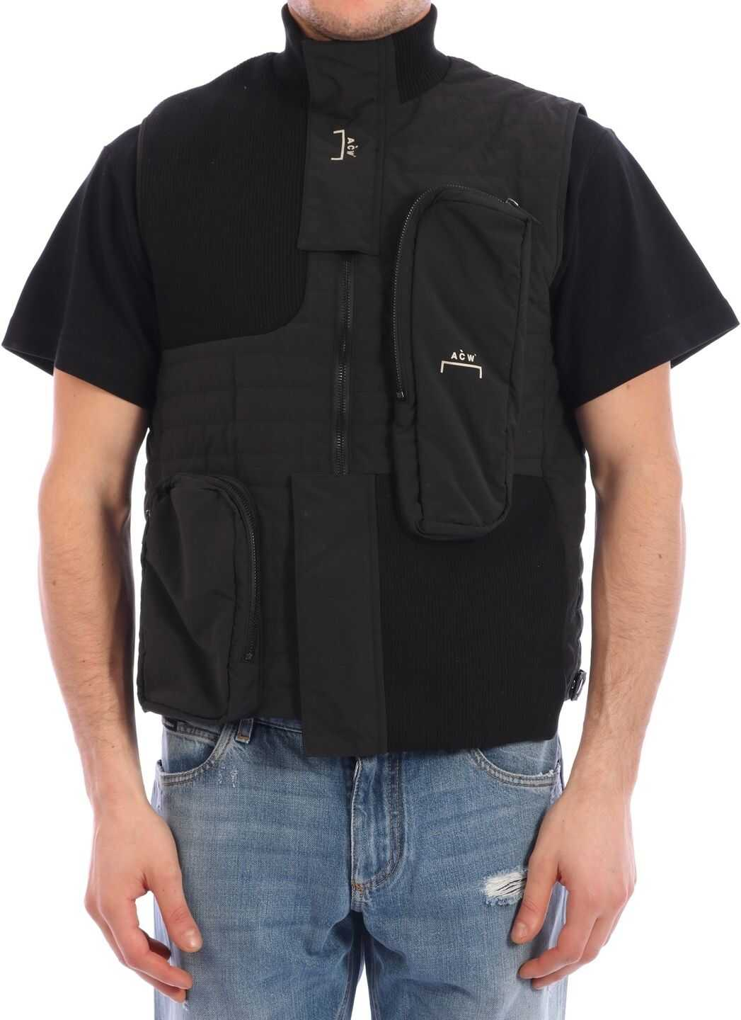 A-COLD-WALL* Pockets Vest Black