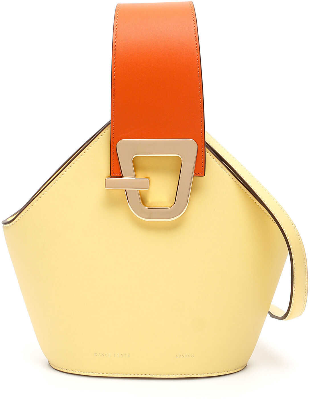 Danse Lente Mini Johnny Bag LEMON FIRE