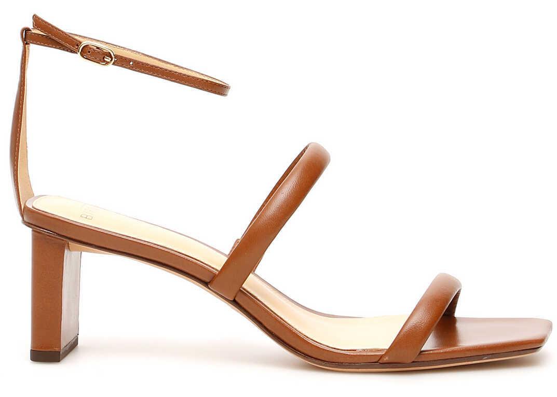 Alexandre Birman Lally 50 Sandals ALMOND