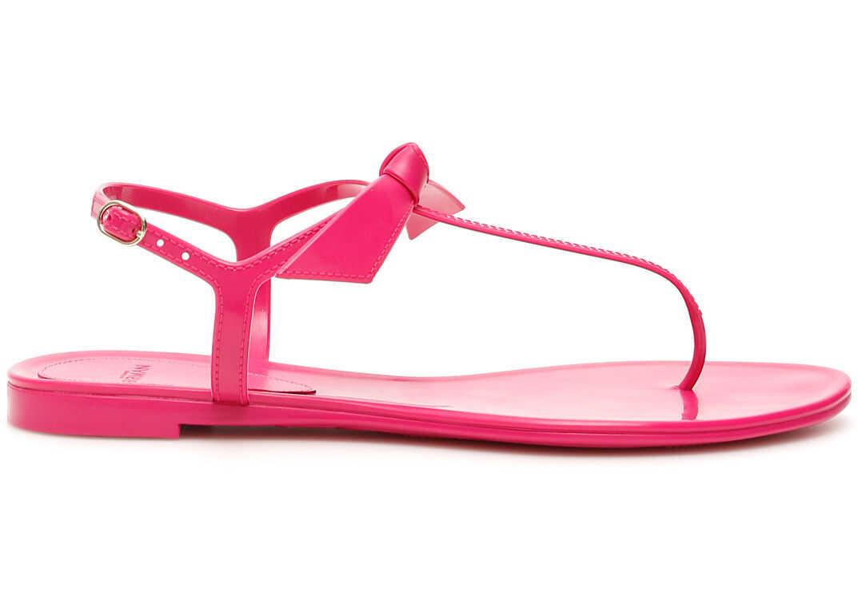 Alexandre Birman Clarita Jelly Tpu Sandals AURORA