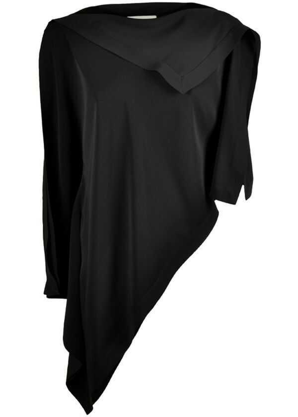 Maison Margiela Cotton Top BLACK