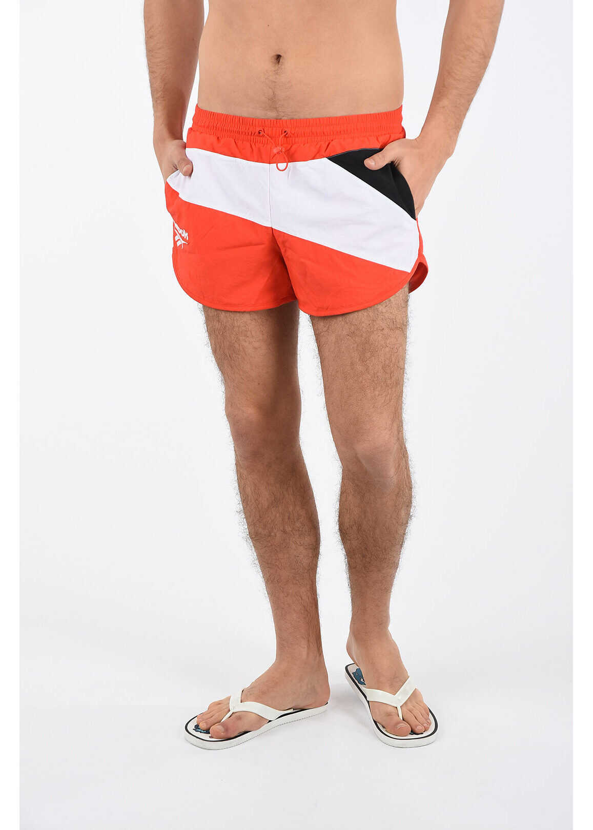 Reebok Nylon Beachwear RED