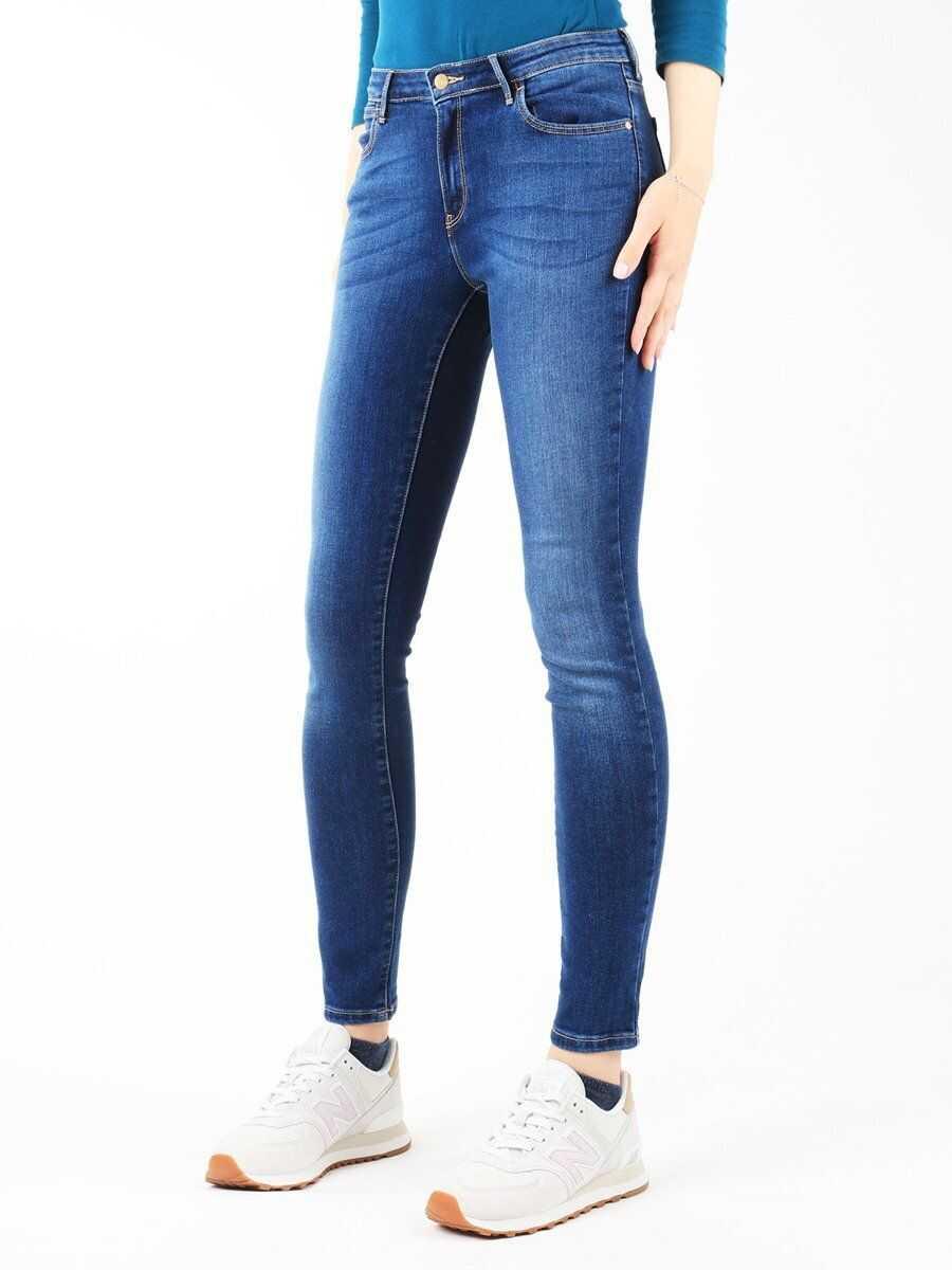 Wrangler ® Skinny Authentic Blue 28KX785U BLUE
