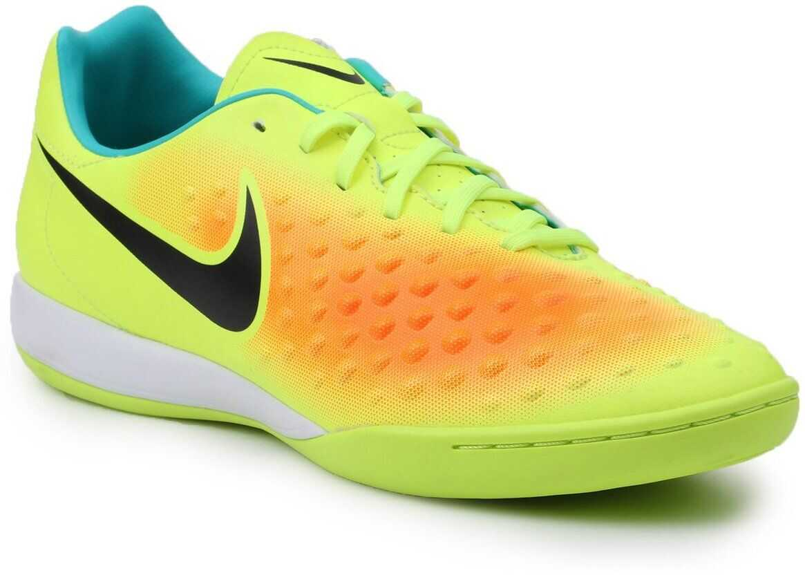 Nike Football Shoes Magistax Onda II IC YELLOW imagine b-mall.ro