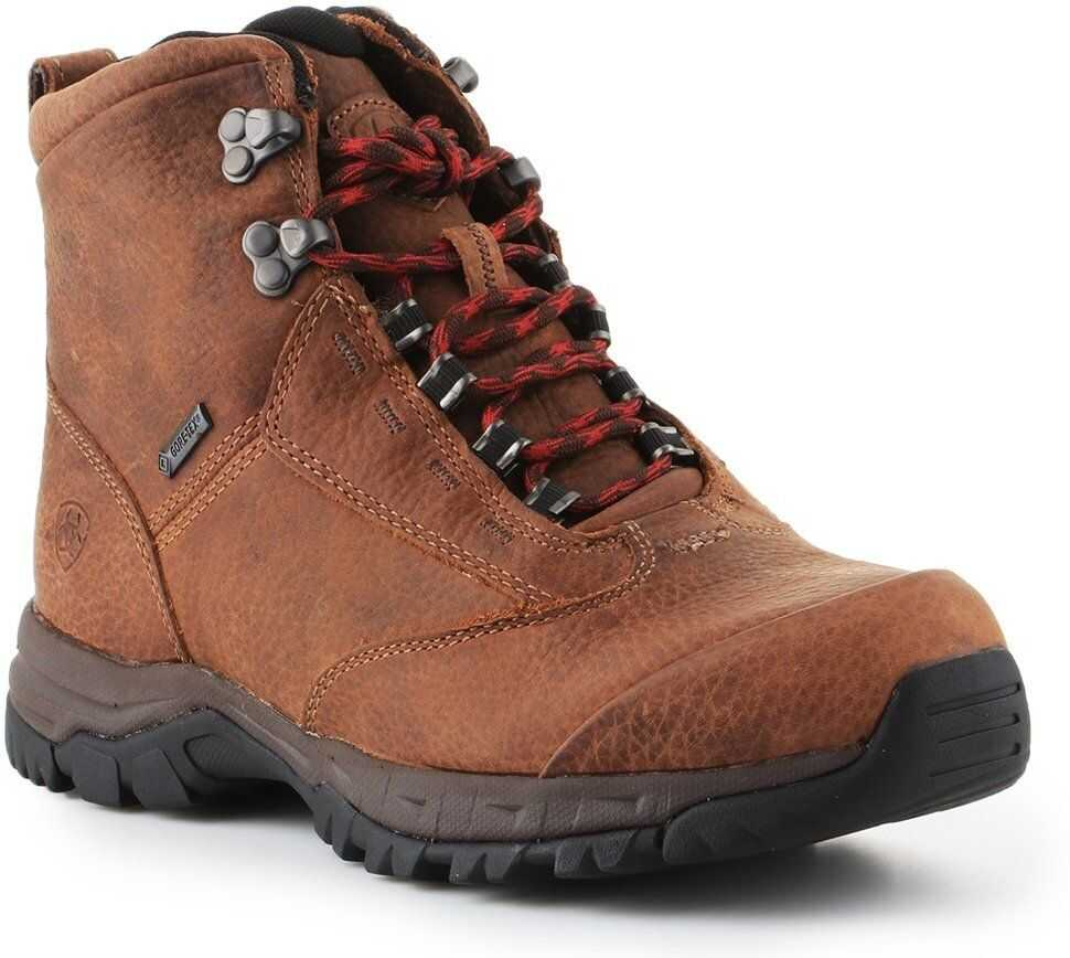Ariat Trekking shoes Berwick Lace Gtx Insulated BROWN