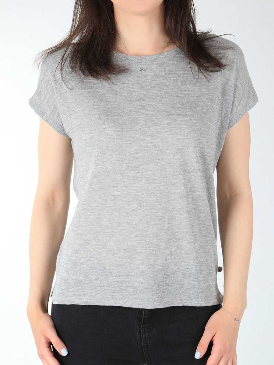 Wrangler T-shirt Relaxed Tee Mid Grey N/A