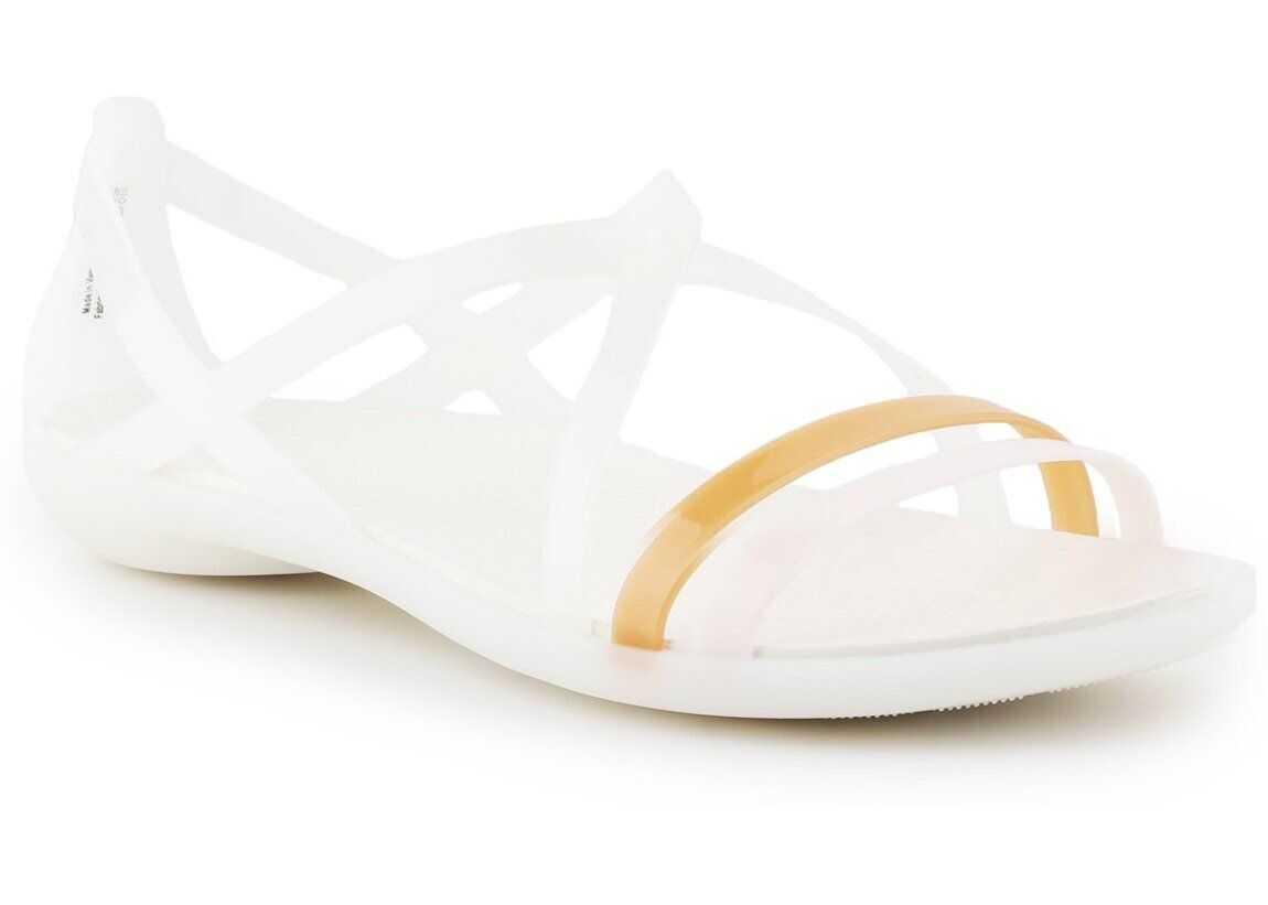 Crocs Isabella Strappy Sandal BROWN