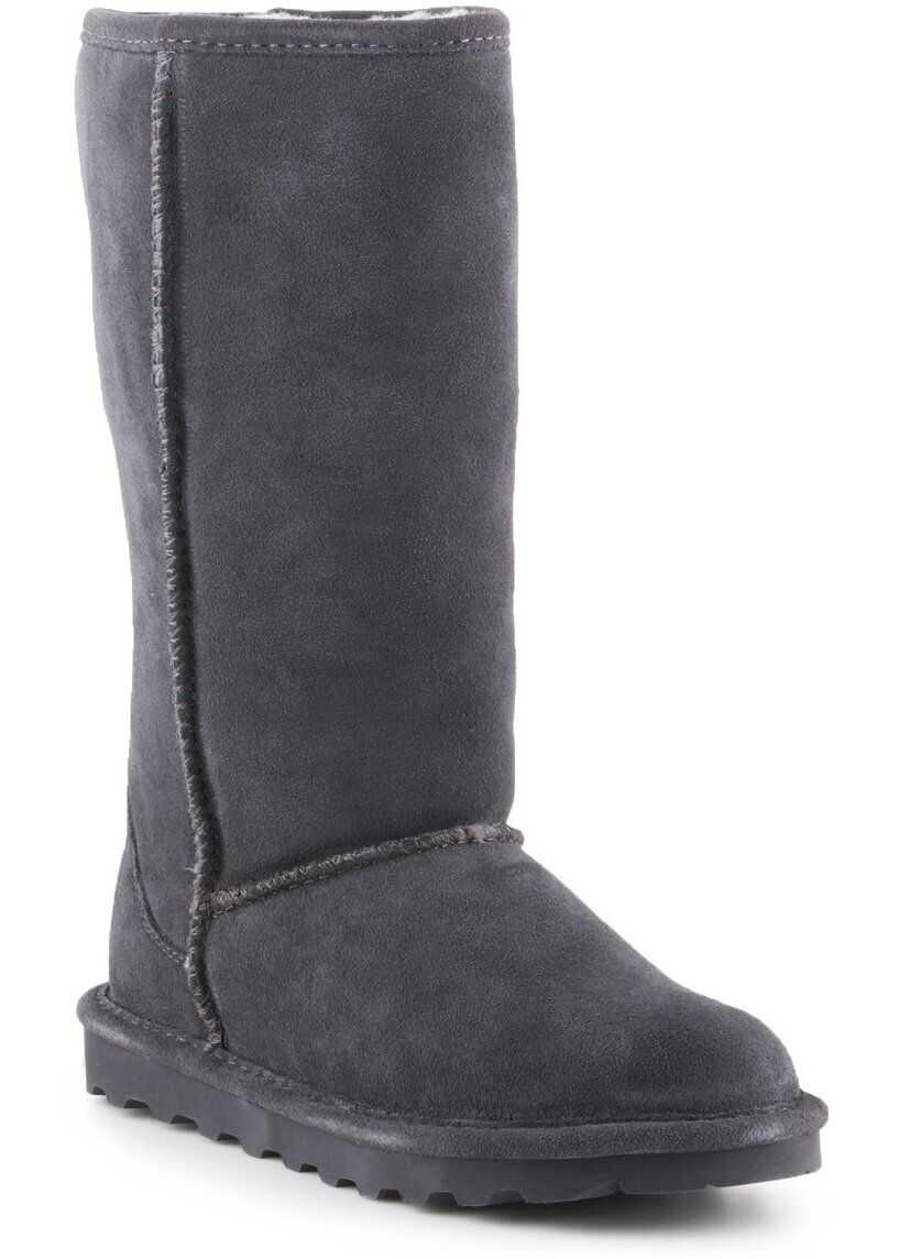 Bearpaw Elle Tall Charcoal GREY