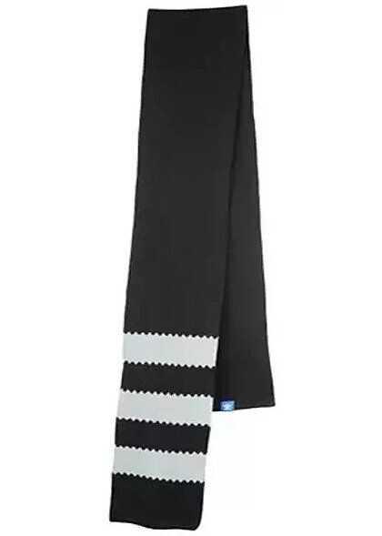 adidas Originals Adidas AC Logo Scarf BLACK
