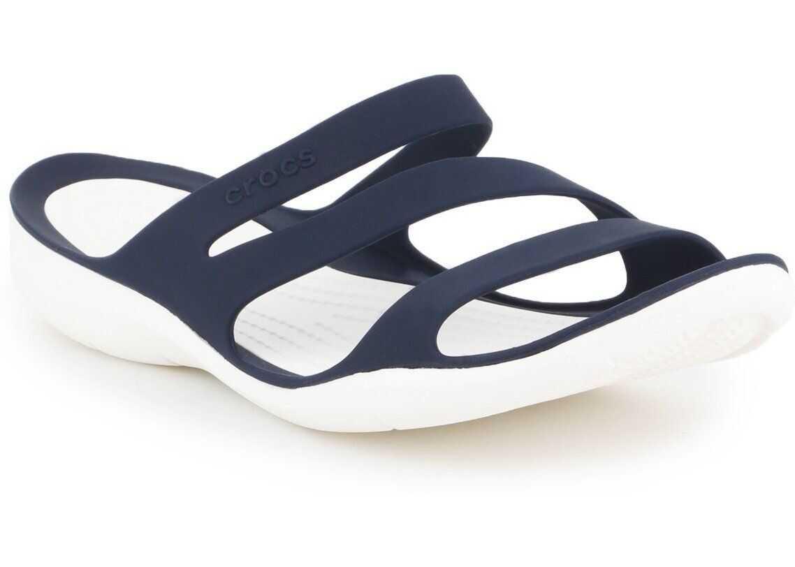 Crocs Swiftwater Sandal W WHITE