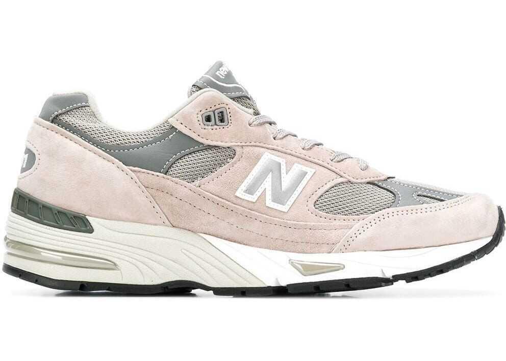 New Balance Suede Sneakers BEIGE