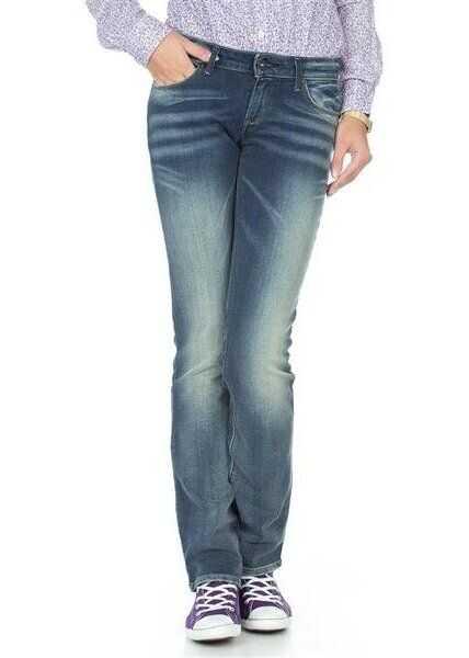 Levi`s® ® 5800 Modern Bold Curve Straight BLUE