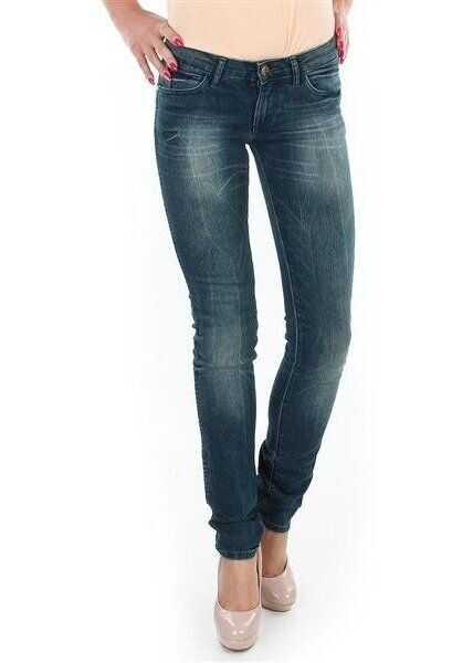 Wrangler Spodnie Molly BLUE