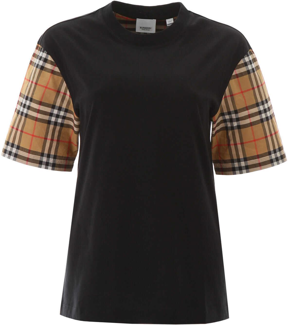 Burberry Serra T-Shirt BLACK