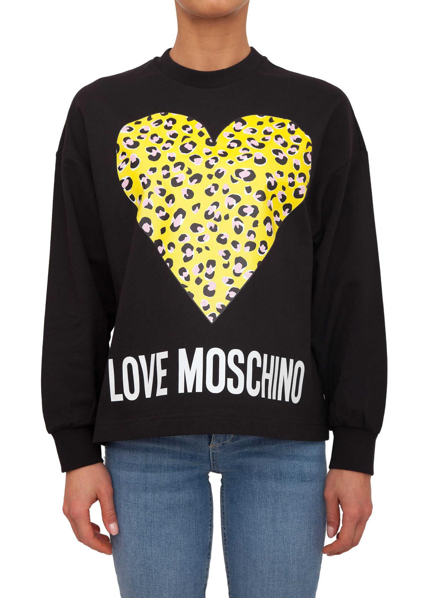 LOVE Moschino 38BD765F BLACK